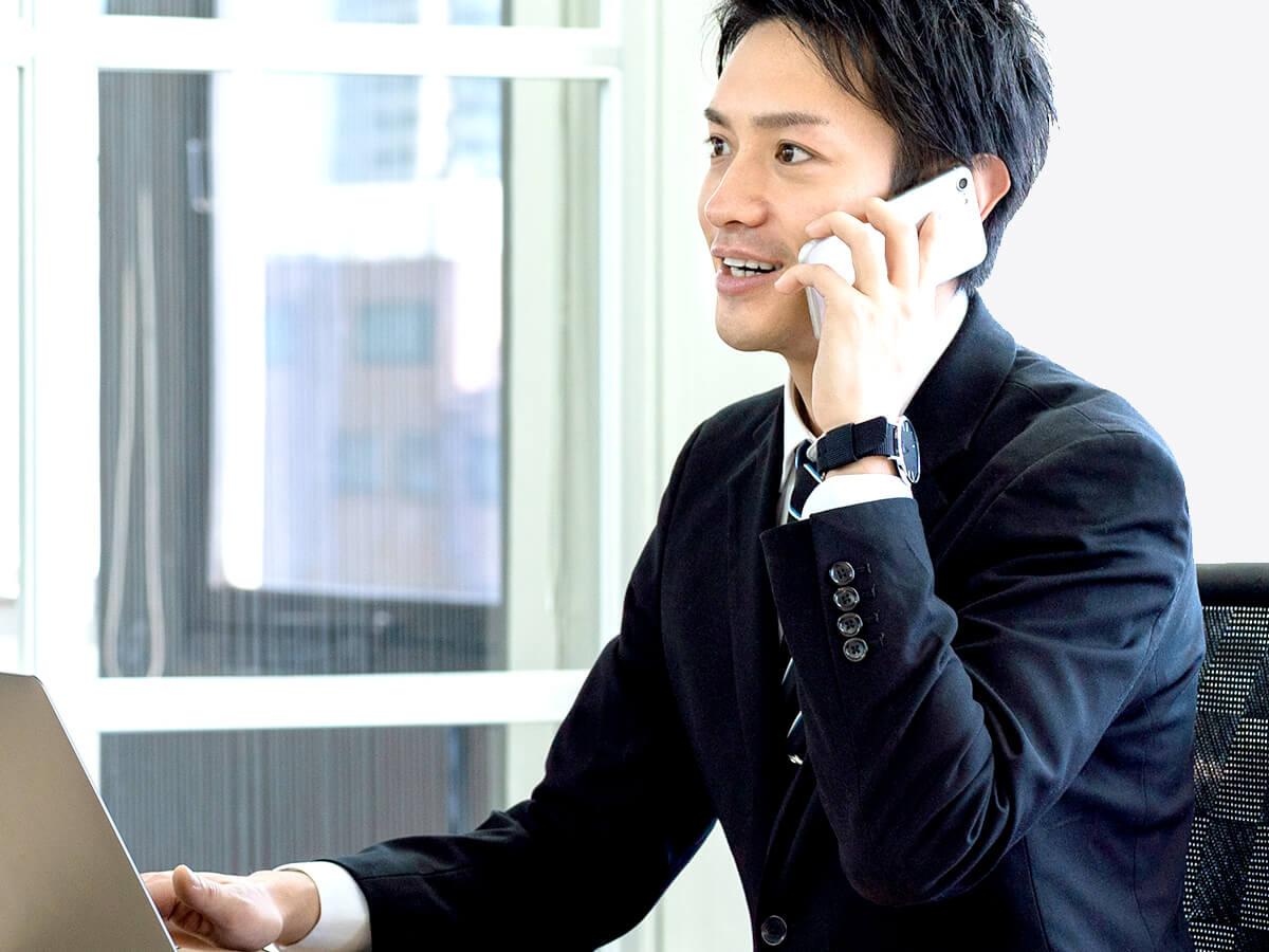 AI電話自動応答システム mobiVoice(モビボイス)