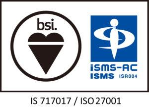 ISMS認証番号